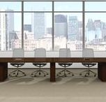 Conference Tables / The design team at ModernGrain has decades of experience integrating our furniture into visionary architectural environments. Our conference tables can be configured for any space and incorporate any power, data, or audio/visual equipment needed. We work closely with architects, designers and end-users to ensure that every detail in our work, from material selection to finish sheen, complements and enhances the spaces they envision.