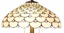 Tiffany Lamps - Floor, Wall, Ceiling & Table Lamps