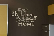 the Kitchen / by Leslie Allen