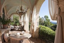 Outdoor spaces/looks / by H Hébert
