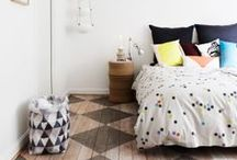 Stylish Bedrooms / Modern, stylish and contemporary inspiration and ideas for bedrooms