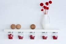 designer details / Designer items featured at the guest rooms of Kouros Hotel & Suites in Mykonos Greece