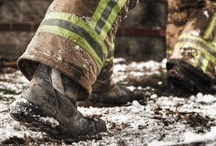 LION Boots / A comfortable boot is essential to safety on the fireground because when your feet hurt, you can lose mobility and stamina. Made with top-grade U.S. fire-resistant leather, LION Technical Footwear™ brings superior working comfort, flexibility, safety and durability — run after run.