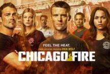 'Chicago Fire' | NBC / About The Show: No job is more stressful, dangerous or exhilarating than those of the Firefighters, Rescue Squad and Paramedics of Chicago Firehouse 51. These are the courageous men and women who forge headfirst into danger when everyone else is running the other way. But the enormous responsibilities of the job also take a personal toll.   This dynamic, realistic drama features the LION Super-Deluxe™ brand of turnout gear currently worn by real-life Chicago firefighters. / by LION