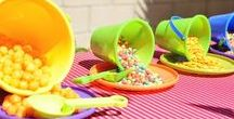 Summer Entertaining / Recipes for summer foods, entertaining ideas, tablescapes, party ideas