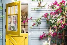Outdoor Style / Ideas, inspiration and top tips for creating the perfect outdoor space, including gardening and landscaping.