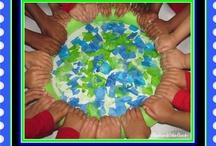 wereldorientatie / kinderboekenweek 2012