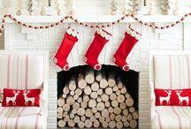Holidays / by Amanda Poltak