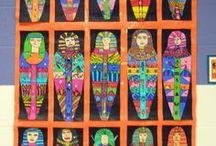 Egypte-knutsels