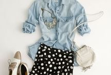 Outfit ideas / Some pretty cool outfits! / by Liz Wade