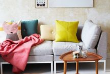 Living Rooms / Stylish, contemporary and family living room inspiration for every home.