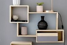 Storage Inspiration / Clever, stylish and brilliant storage ideas for a family home