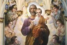 The Communion of Saints / by Donna Bellinger