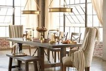 Fall Decorating Ideas / Who doesn't love fall? Here are some of our favorite decorating ideas for fall from the Lamps Plus interior designers. / by Lamps Plus