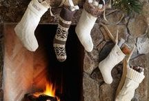 Interior Fireplaces / Stonework reflects character and style.  What's your style?