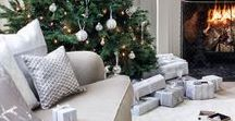 Christmas Home / All things glorious and wonderful about the home at Christmas time. Feel free to pin Christmas food, craft, decor, and diy. Add friends too!