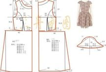 Adult dress pattern / by Nodame