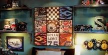 To Decorate ~ Boys Rooms / Decorating ideas for teen boys rooms