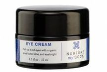 Nurture Your Eyes! / Nourishing Eye Cream, eyebright, herbs, health, beauty, natural wrinkle reducers, windows to the soul, organic