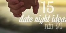 Date Night or For Him / Ideas for date nights or anything for the man in your life. Date ideas, gift ideas for men, romantic ideas for men.