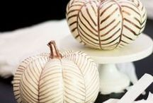Fall Decor & DIY / The BEST season ever! Here's to the Fall! Decorating and easy DIY projects perfect for the season.