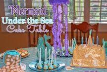 Mermaid Under the Sea Birthday Party / Meredith's Birthday Party