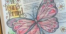 Bible Doodling / Ideas, inspiration, and products for Bible Doodling