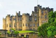 Castles in Northumberland & North East England / Our favourite Castles from Northumberland and North East England