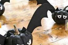 Halloween Ideas / Decor ideas, recipes, tips and tricks for all things Halloween!