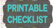 Printables / Free printables for home decor, gift giving, home organization