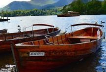 The Lake District - A Beautiful Travel Destination in England / The Lake District - A Beautiful Travel Destination in England. Ideas for National Parks, Places to Visit, Walks and Where to Stay