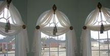 Window Treatmemts / Ideas for window treatments
