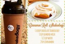 Shakeology Recipes / Recipes to spice up your Shakeology!