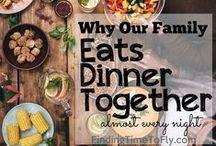 Family Time / Ideas to maximize Family Time and things to do together as a family.
