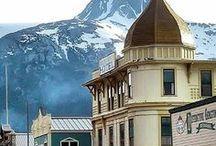 All Things Alaska / Alaska, The Last Frontier, Outdoors, Home