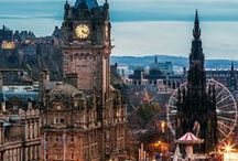 Ireland, Scotland, Wales
