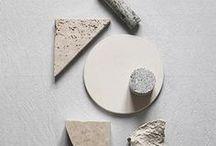 farger + materialer