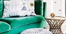 Sofa Trends / What kind of sofa should you buy for your home. Check out this board packed full of inspiration for the latest sofa trends. From velvet to chesterfield, to chaise sofas and leather. These are the beautiful, luxury sofas that your home is crying out for.