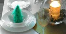 Christmas Dining / Get ready for festive dining and style up your table with the most gorgeous dinner ware, food and drinks. If you need inspiration for Christmas dining, look no further.