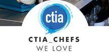 @ctia_chefs  #instagram / #wearecheffing #ctiachefs