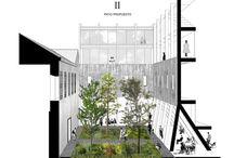 Architecture projects: presentation / Articulos, imagenes, etc. de proyectos expuestos y maquetas
