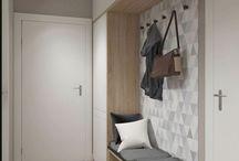 Прихожая Hallway / Коридор