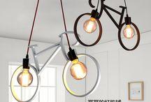Light Свет / Освещение люстры бра