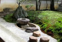 Япония Styling / Интерьеры в японском стиле