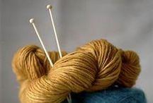 crafty / knitting, crochet, any lovely handmade thing!
