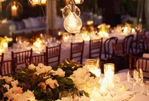 Romantic decor! / Oh so romantic!!