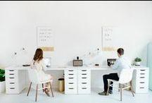 Crafty spaces/organization / by Arika Bauer