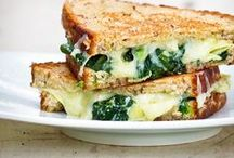Grilled Cheese! The Best Grilled Cheese! Moore or Less Cooking / Yummy Grilled Cheese!