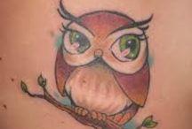 tattoos / by Teresa Rehor