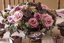 ~ Wedding Bouquet and Flower Arrangements ~